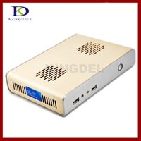 atom fanless - Fanless Mini PC with Intel Atom N270 Ghz GB RAM GB HDD cheap Thin Client Computer Bit P HD D Games supported