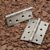 Wholesale 100mm Stainless Steel solid Hinge Door Hinge DIY Accessories Luggage High Quality extra thick high quality
