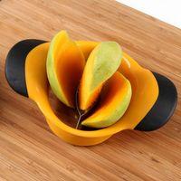 Wholesale 20pieces Mango Cutter Best Quality Fruit Knifes Little Apple Splitters Eco Friendly Slicer Pitter Kitchen Corer Tools KFT1501131