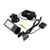 Wholesale Car Camera Recorder With GPS Logger and Dual Lens Video degree D Accelerating G Sensor X3000 Car DVR