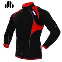 Wholesale 2015 new LANCE SOBIKE Autumn Winter Outdoor Sport Long Sleeve Jersey Tights Pants Fleece Thermal Jacket Men s Windproof Suits