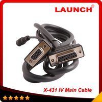 al por mayor gx4 x431-2015 de la alta calidad 100% original del lanzamiento X431 IV cable principal funciona con GX4 envío libre X-431 cable principal de lanzamiento