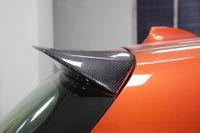 Wholesale Car styling Carbon Fiber Add on D Design Rear Roof Spoiler For Series BMW F20 i i i i M135i