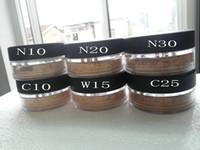plastics mineral foundation - New Minerals Powder Original Mineral Veil Foundation N10 N20 C25 Mineral Veil