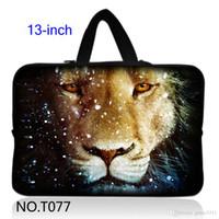 acer lion - Lion Head inch Laptop Sleeve Case Bag Pouch For quot MacBook Pro HP Folio Sony Acer PC