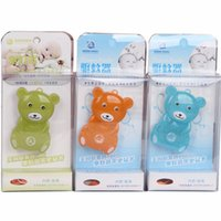 bear repellent - Gland cartoon bear tiger ultrasonic mosquito repellent sounds waves pest control non toxic chemical free for baby anti mosquito