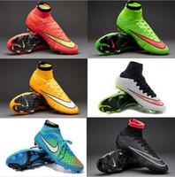 nike superfly boots - Sze Nike Men s Mercurial Superfly FG Soccer Boots CR7 Cleats Laser Men shoe