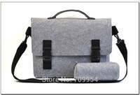 acer laptop backpack - Woolen Felt quot quot quot quot quot Handle Laptop Shoulder Bag Carry Messenger Pouch Cover Case For Macbook Acer Dell