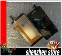 Wholesale New original LCD Display and Touch Screen Digitizer Assembly tp For LENOVO S668T