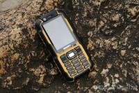 dual sim phones gsm cdma - NEW Unlocked Discovery A12 P67 Waterproof Shockproof Dustproof Dual Camera Dual SIM Cards GSM CDMA Russian language cell phones