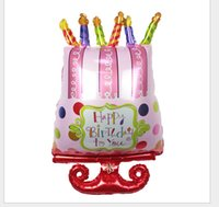 balls manufacturer - cm New candle queen size cake balloon manufacturers of big cake balloon children s Birthday Ball