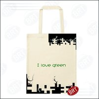 personalized bags - Customized Cotton Bag Personalized Retail Packaging Calico Tote Bag Advertisement Promotional Casual Handbag Shopping Bag