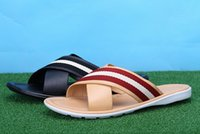 Wholesale Mens LEATHER SANDALS Leather Sandal Flip Flop Slipper Shoes New in box