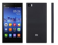 Android xiaomi mi3 wcdma - Original Xiaomi Mi3 M3 Qualcomm Quad Core Mobile Phones GB RAM GB ROM inch p MP WCDMA GPS MIUI