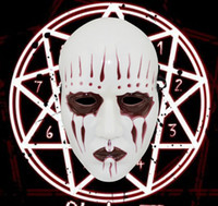 band jokes - Prctical Jokes Mask Slipknot band mask mask cospaly mask for costume party birthday party LP006