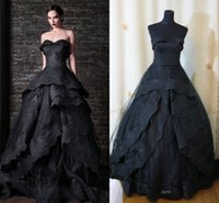 Cheap Black Evening Dress Best Ball Gown Evening Dress