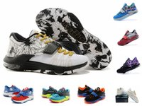 prices shoes - 2015 Newest Kevin Durant KD Basketball Shoes KD7 Sports Shoes Athletic Running shoes Best price Top Quality Size US7 EU40