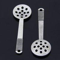 antique spatula - repast meals Colander Spoon Spatula charm pendant mm antique silver fit bracelet