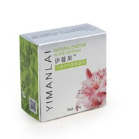 Wholesale 3PCS New Arrival Female Vagina Armpit Whitening Creams Nature Enzyme Active Crystals Body Whitening Soap Dilute the Areola