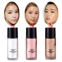 Wholesale Hot Makeup Shimmer Exquisite Highlighter Eye Natural Face Brightener Concealer ML V00996