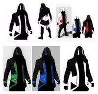 Men athletic coats - Cosplay costume Assassin s Creed Connor cos jacket coat