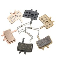 Wholesale New pair Size BB7 Novich NVP NVP Bicycle Bike Disc Brake Pads MTB Disc Brake Pads