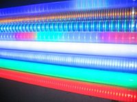 Wholesale M V D type half transparent outdoor warm white Led digital tubes led bar lights by single color