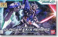 bandai gundam - Animation Around Robot Model Building Bandai Mobile Suit am Angel R2 Exia Repair am Model Toys For Boy