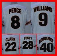 Wholesale 2016 New Baseball Jersey BUMGARNER POSEY WILLIAMS PENCE CLARK baseball jersey stitched Logoes man size M XL