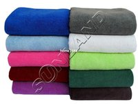 bath sheets - 3PC x180cm Microfiber Bath Sheet Ultra Absorbent Beach Towel Spa Wrap Towel Quick dry Microfibre Products