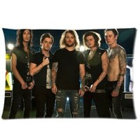 ask hotel - Asking Alexandria UK Band Pillowcase Standard Size quot X30 quot Design Pillow Cover