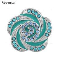 121 - Vocheng Noosa Jewelry Accessory Adornment Set Noosa Amsterdam Nosa Jewelry Chunk Snaps Button Vn