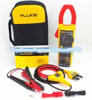Cheap Wholesale-FLUKE 381 Remote Display True RMS AC DC Clamp Meter with iFlex !!NEW!! F381