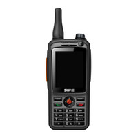 Wholesale SURE F22 World wide Walkie Talkie Radio WIFI Interphone Cellphone quot MTK6572W Android GB mAh Dual Camera MP Ghz