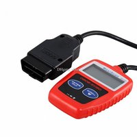 automobile code scanner - 2015 Autel MaxiScan MS309 CAN BUS Code Reader OBDII EOBD Automobile Diagnostic Scanner Tools Car Fault Detector Red Free DHL Shipping