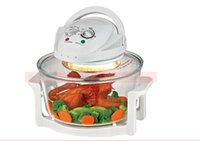 Wholesale High effective Flavour Wave Halogen Oven with V Isa H001