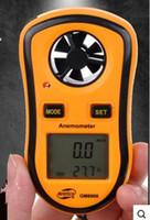 Wholesale Digital anemometer anemometer wind meter anemometer wind Wenyi GM8908