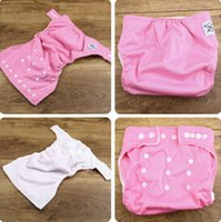 babyland diapers - 1pcs Babyland washable baby cloth diaper Convenient and Adjustable nappy urine pants
