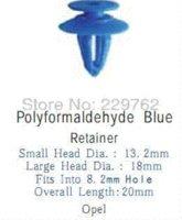 automotive plastic retainers - Plastic Retainer For Opel Auto Plastic Fastener Automotive Clips Plastic Clip For Car Plastic Rivet Fastner M50034