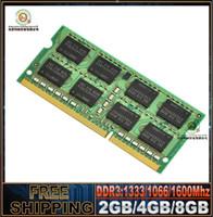 Wholesale NEW HOTBrand Sealed Sodimm DDR2 GB GB GB Mhz Mhz Mhz for Laptop RAM Memory Lifetime warranty