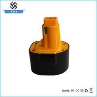 Rechargeable dewalt - FOR Dewalt V Ah NI MHReplacement Power Tool Cordless Drill Battery for Dewalt DE9036 DE9061 DE9062