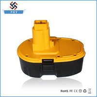 Wholesale Dew A Power Tool Battery for Dewalt V A Black Ni MH With Great Quality