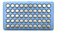 alkaline coin battery - AG10 LR1130 L1131 LR54 V Button Cell Coin Battery