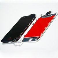 Wholesale Cheap Front Assembly LCD Display Touch Screen Digitizer Replacement Part for iphone G S LCD Free DHL