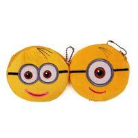 Wholesale 2015 new yellow Despicable Me Minion coin purses Women s coin purses Women s wallet Children s purses