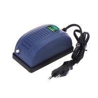 Wholesale Mini Oxygen Aquarium Air Pump for Fish Turtle Tank Super Silent Adjustable W V Airpump