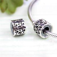 Wholesale Charm Bead Little Swan S925 Sterling Silver Fashion Women Jewelry European Style For Pandora Bracelet Necklace