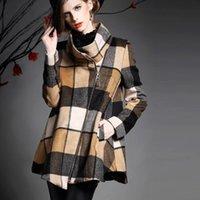 Cheap Wool Blends Coat Best winter coat women wool