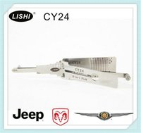 automotive locksmith tools - Automotive Locksmith Tool Lishi CY24 in Decoder and Pick for Chrysler PT Cruiser C Cherokee Jeep Dodge A167