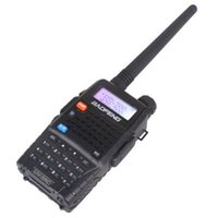 Wholesale Details about Two way Radio UV RC BaoFeng Transceiver Dual Band Protable Walkie Talkie